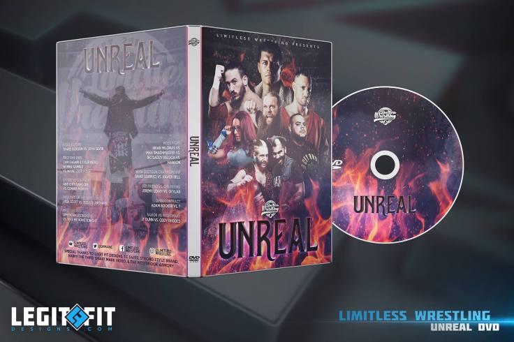 Unreal DVD POST